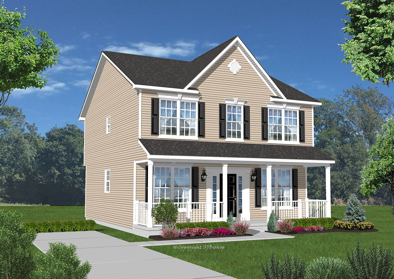 Eakins Model Home