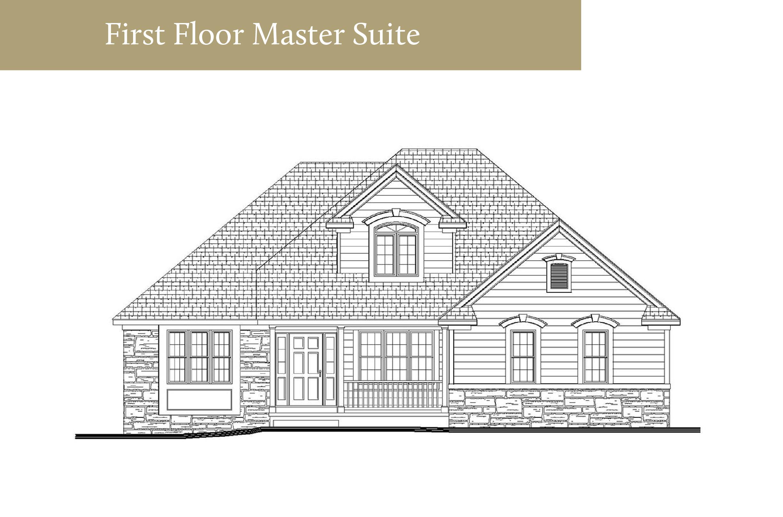 Cobblestone Model Home