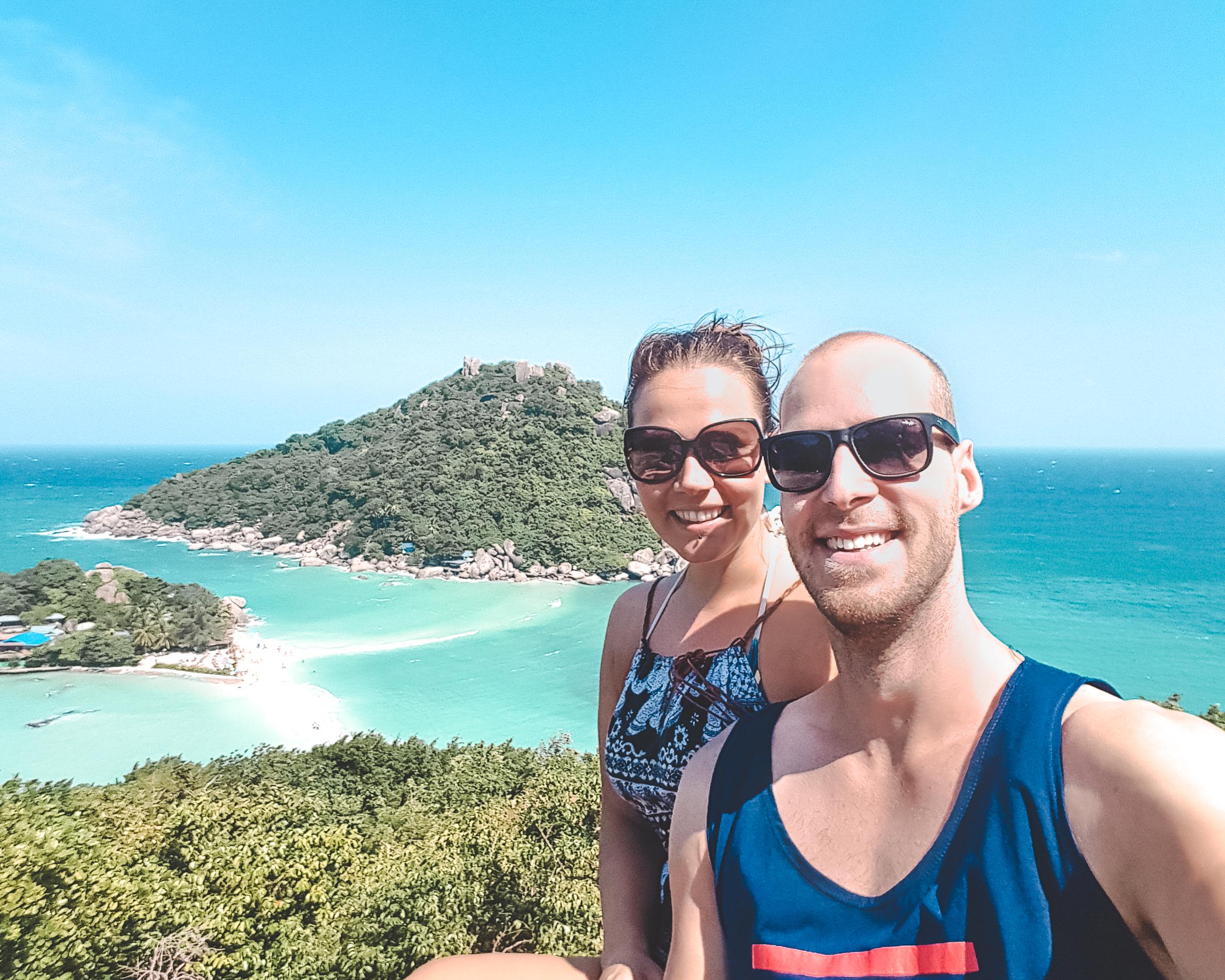 Craving Adventure - Thailand - Koh Nang Yuan - Island -  Travel - Adventure - Couple - Beach - Summer - Love - Blog