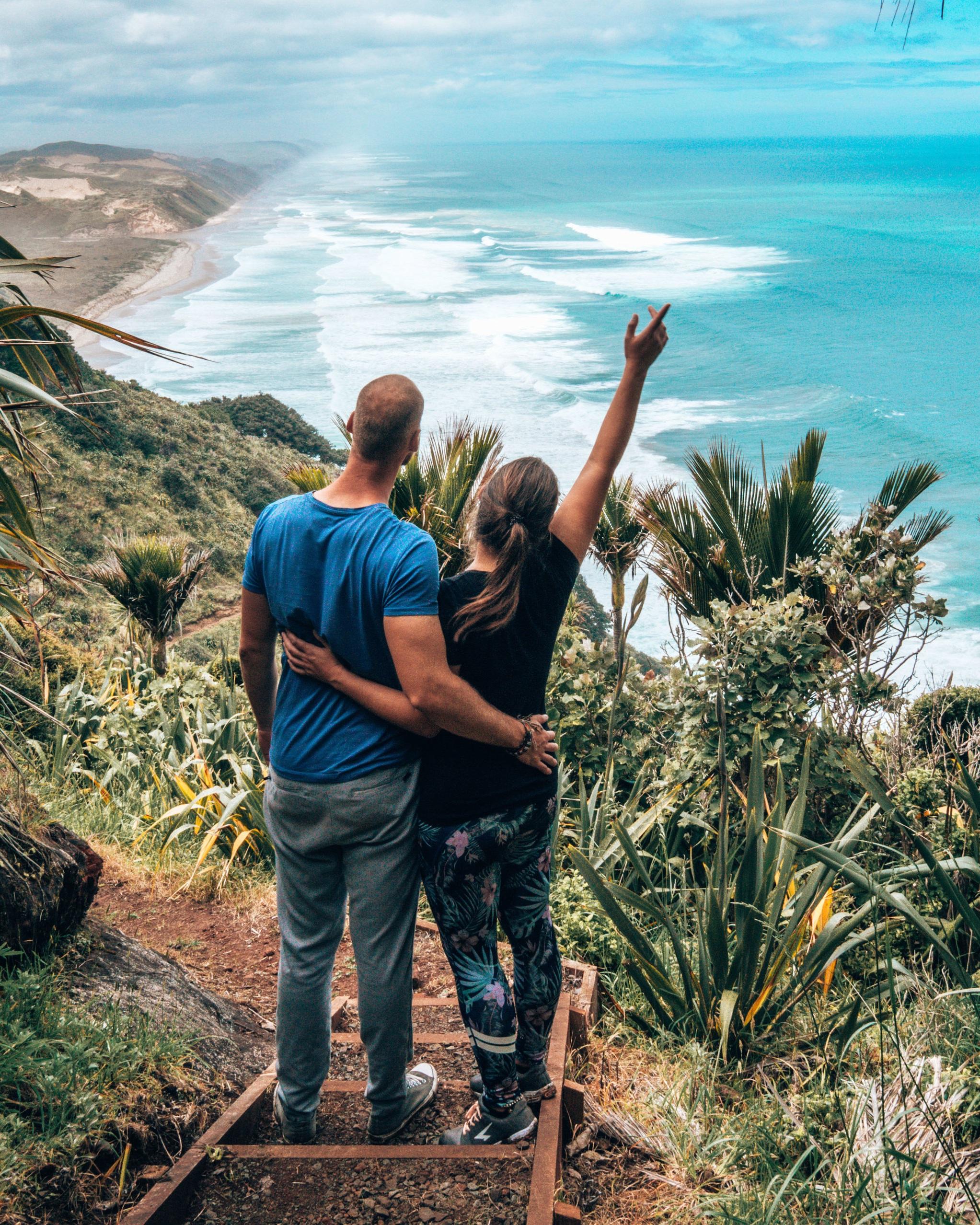 Craving Adventure - New Zealand - Travel - Adventure - Couple - View - Beach - Blog - Hike