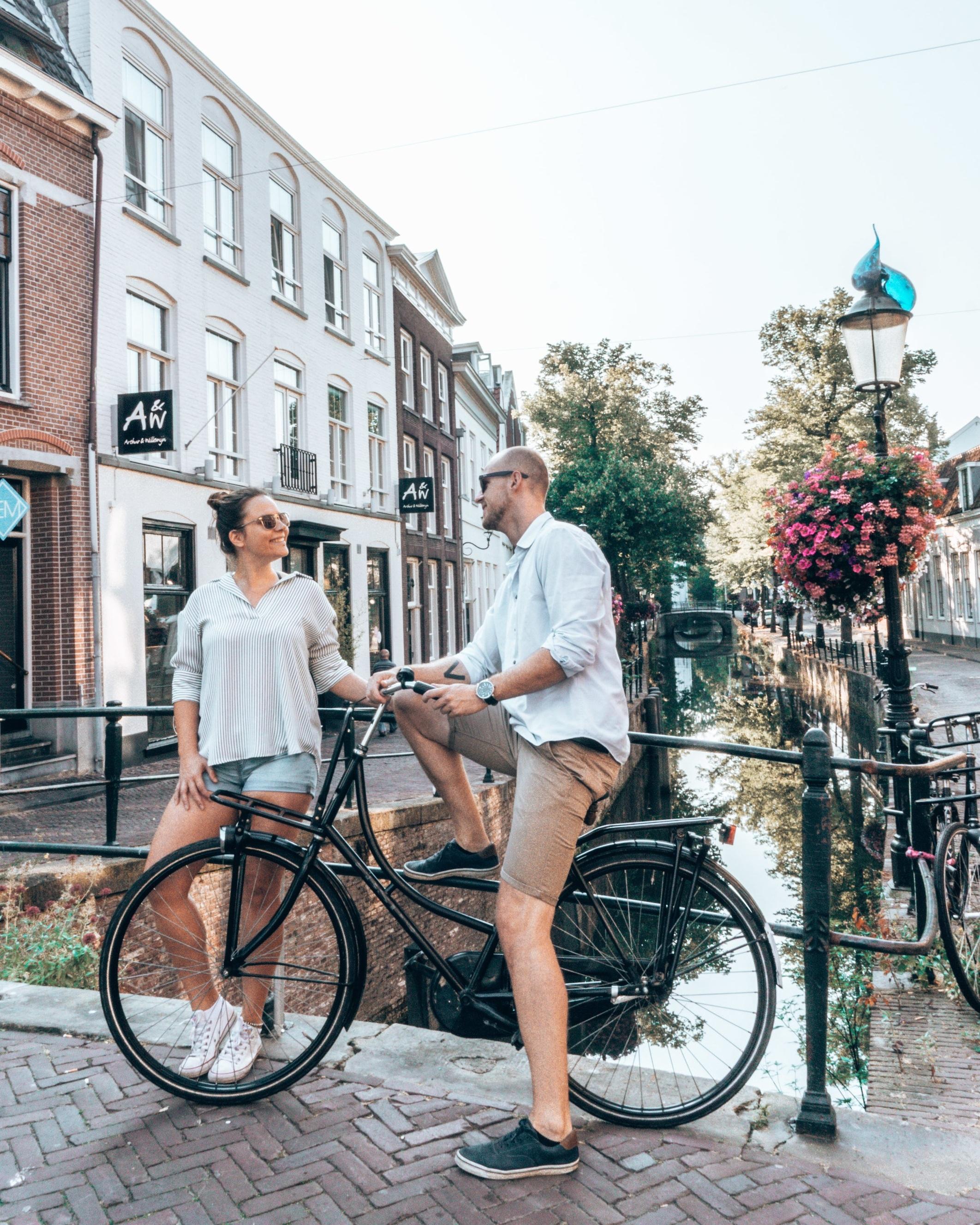 Craving Adventure - Netherlands - Amersfoort - Travel - Adventure - Couple - Canals - Blog