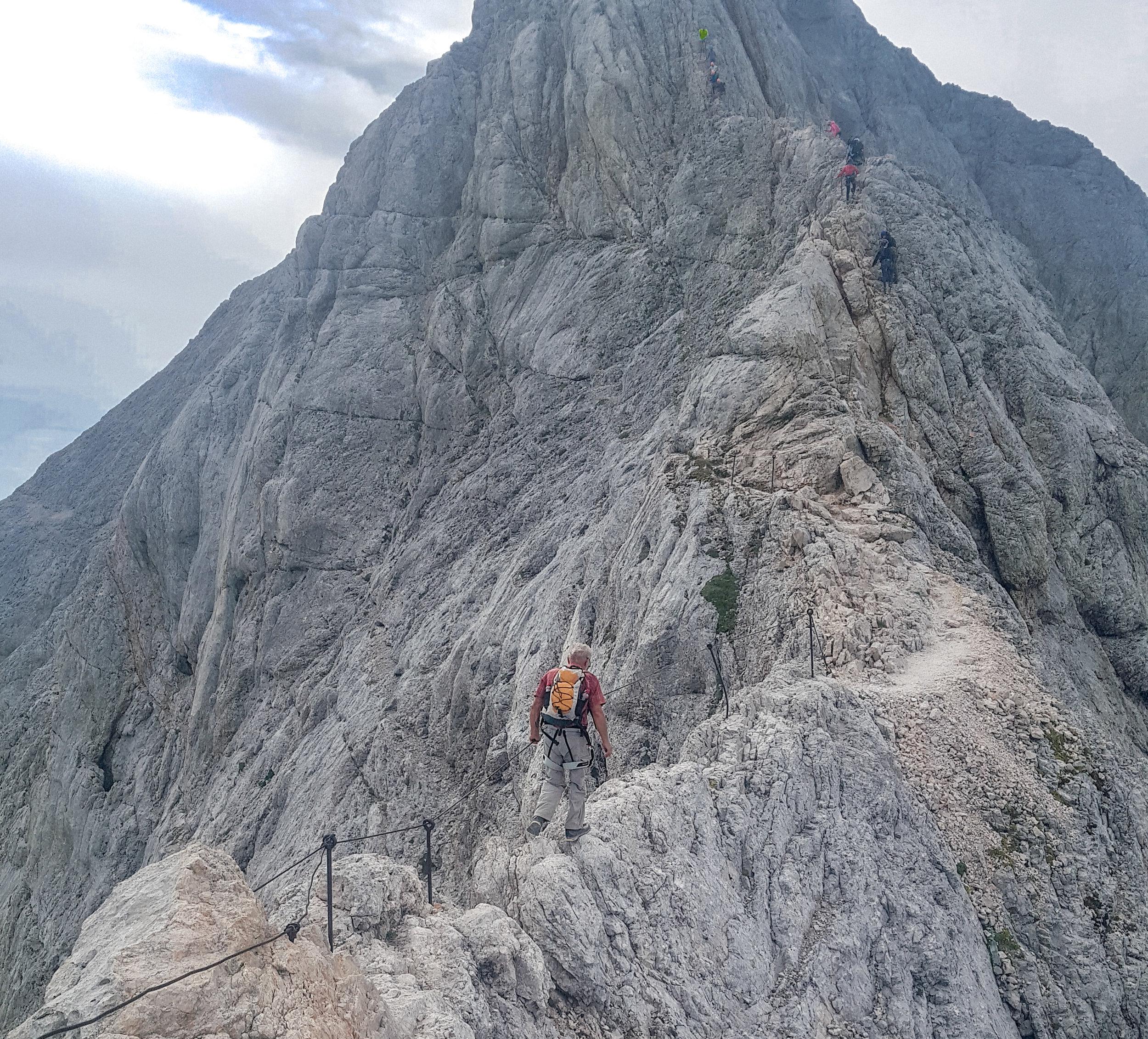 How Tom became a true Slovene - Craving Adventure - Slovenia - Triglav - Hike - Travel - Blog - Mountain - Climb