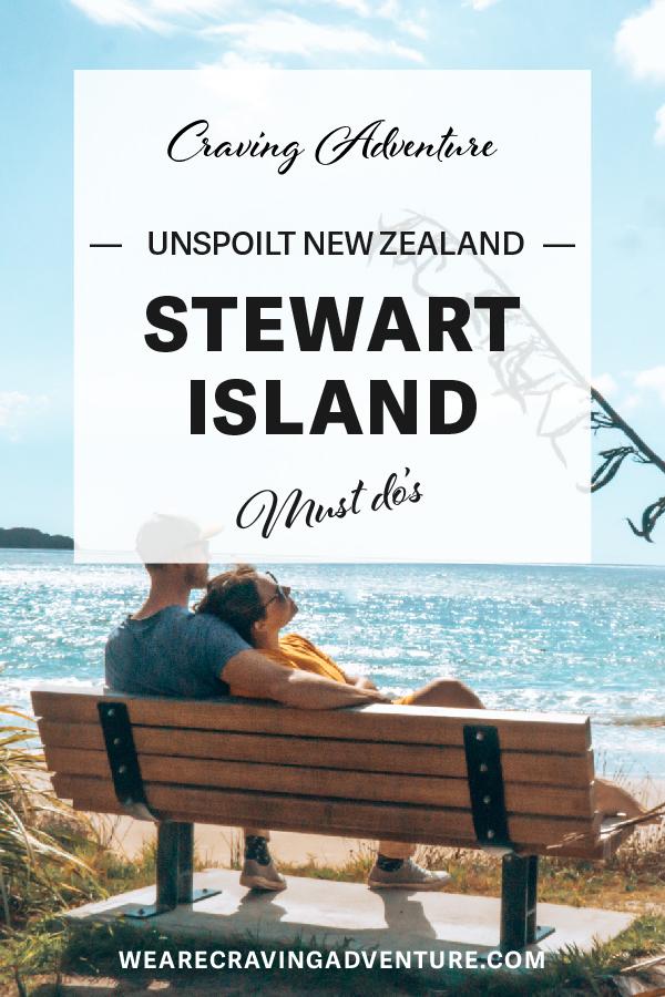 Explore Stewart Island, an unspoilt piece of New Zealand