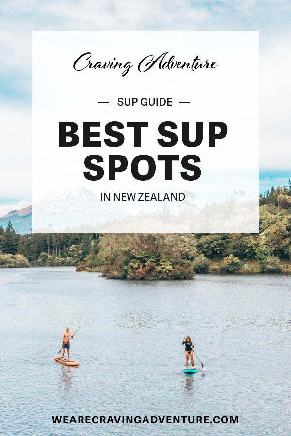 Pinterest  paddleboarding best SUP spots New Zealand