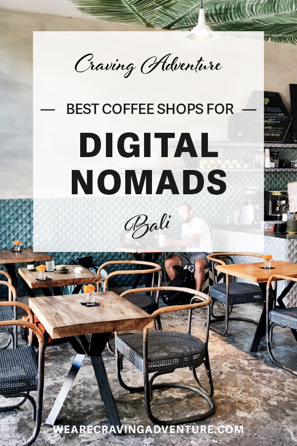 Our favorite coffee shops in Bali