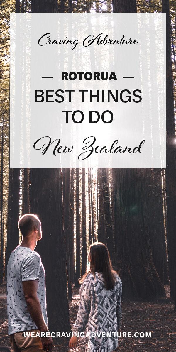 Best Things to do in Rotorua Travel New Zealand