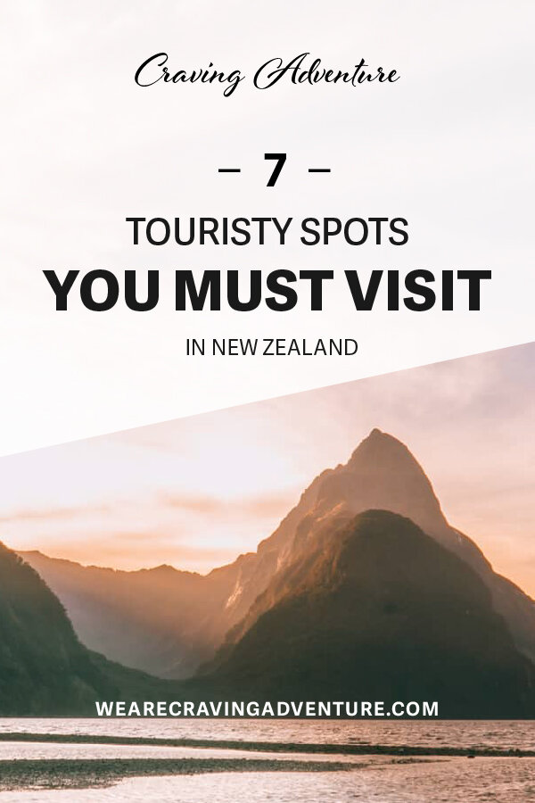 7 MUST SEE SPOTS In New Zealand Milford Sound