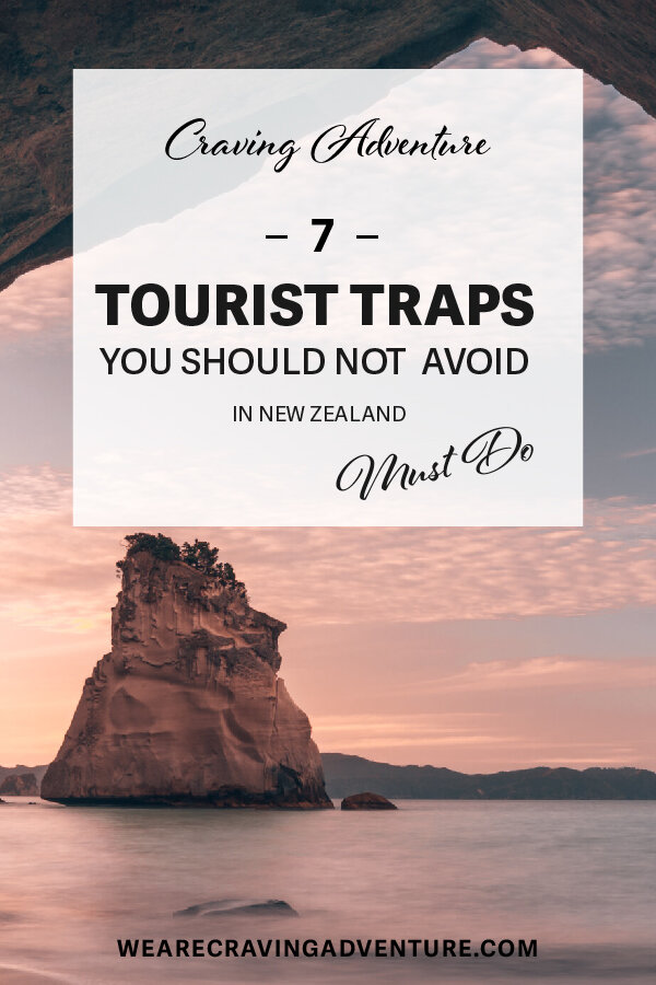MUST DO TOURIST SPOTS IN NEW ZEALAND CATHEDRAL COVE