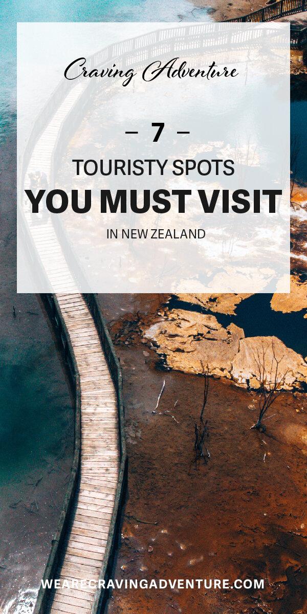 Must See Spots New Zealand Rotorua