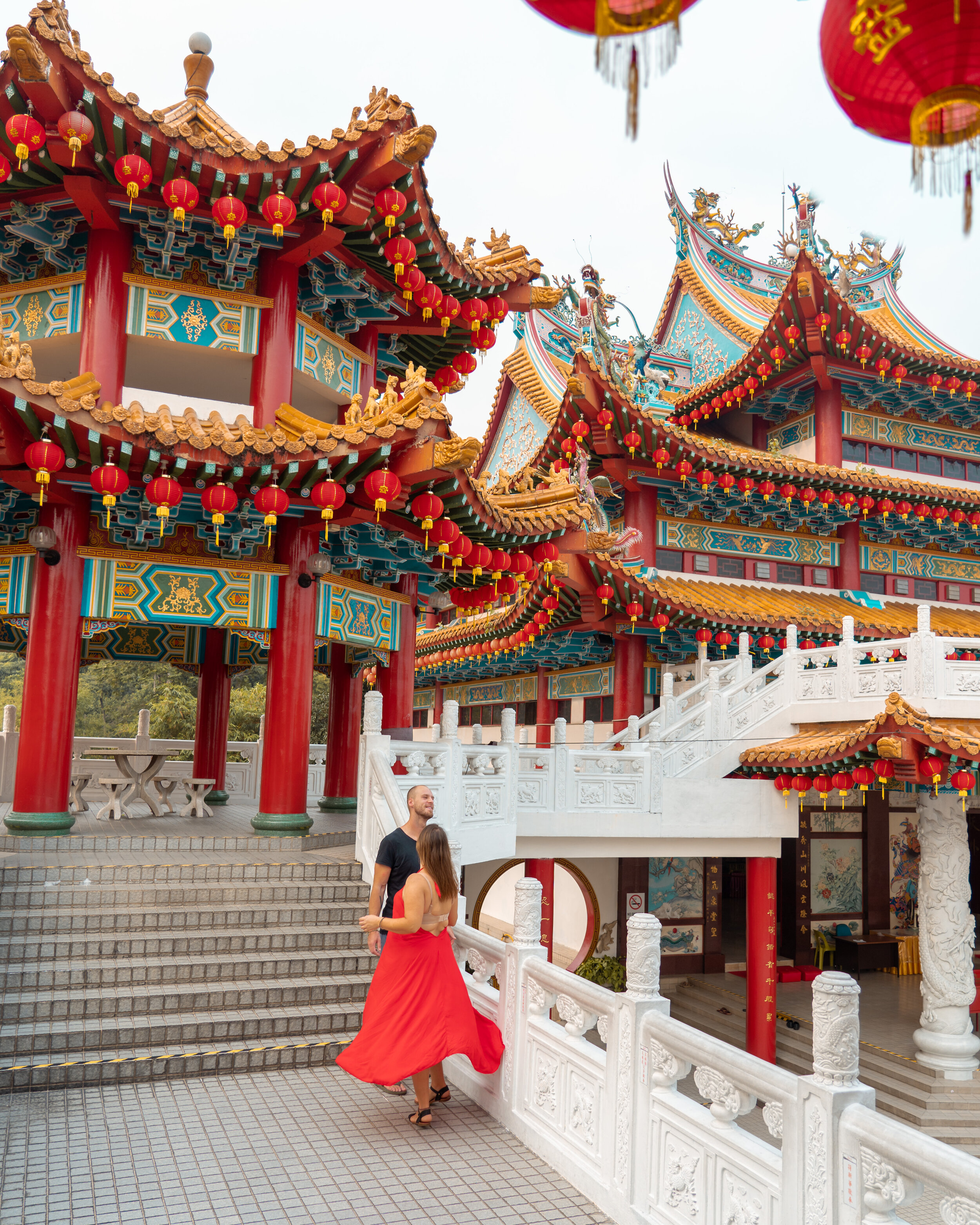 Thean Hou Temple Best Things To Do In Kuala Lumpur