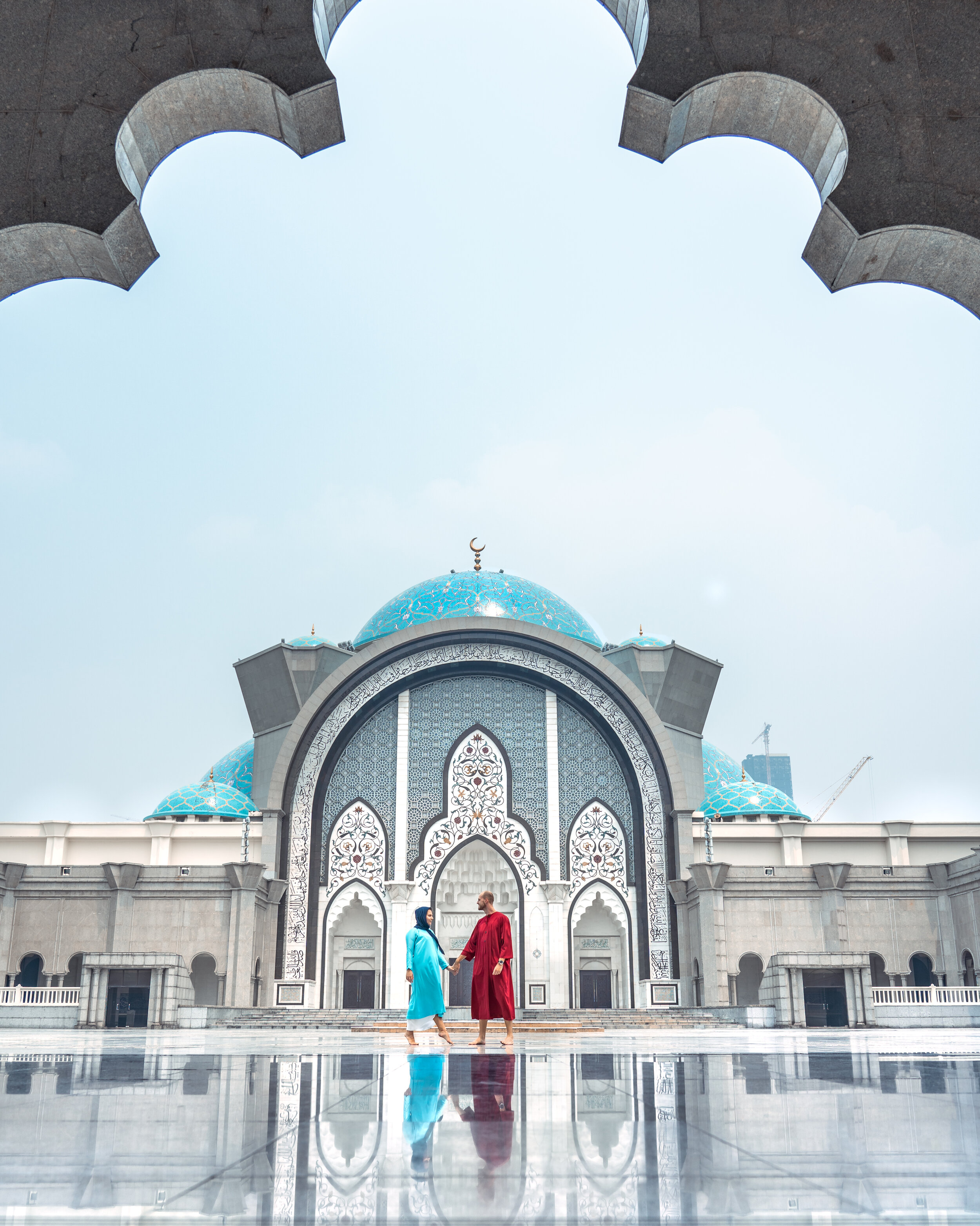 Wilayah Mosque Best Things To Do In Kuala Lumpur