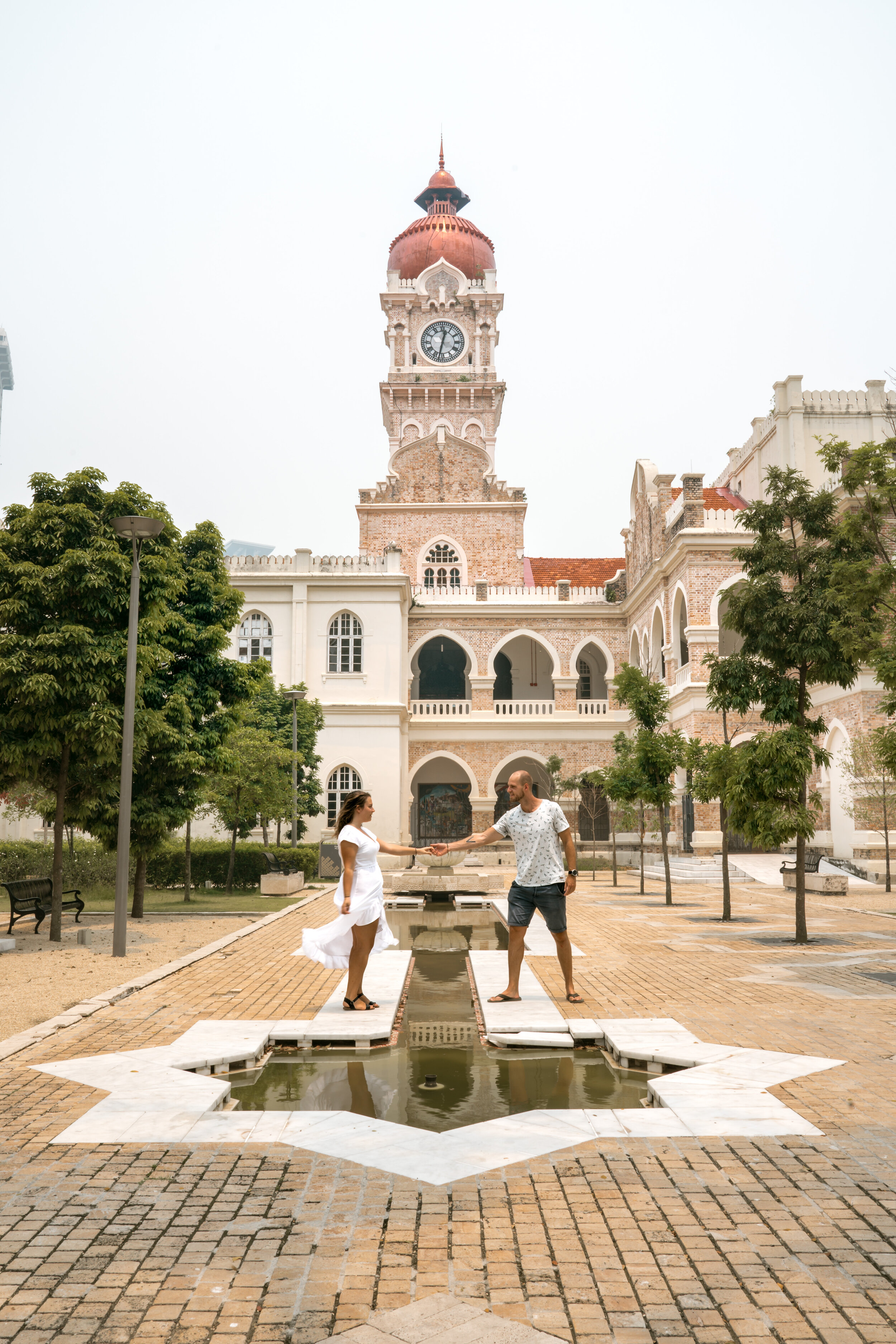Sultan Abdul Samad Back Best Things To Do Kuala Lumpur