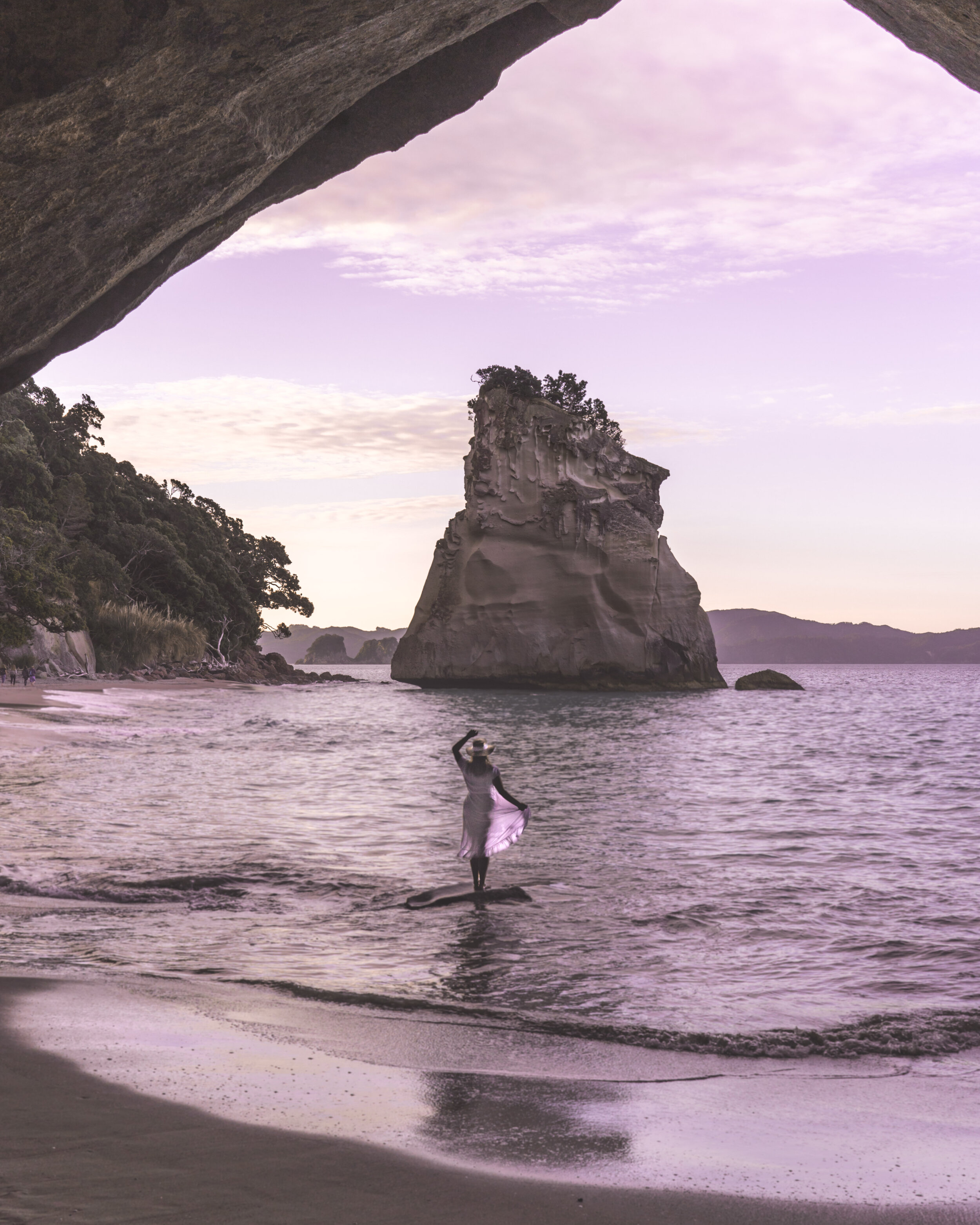 Cathedral Cove The Best Of The Coromandel Peninsula