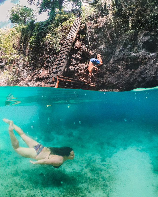 Samoa Travel guide To Sua must visit