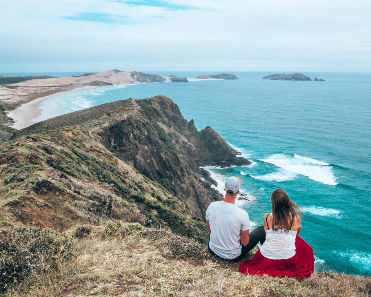 Cape Reinga Tourist traps Travel New Zealand