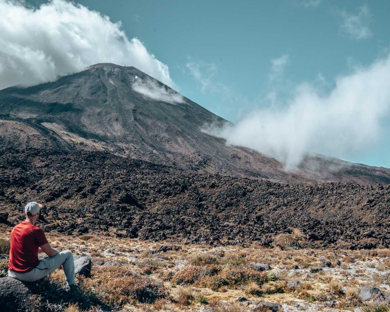 Tongariro Alpine Crossing Mount Doom Tourist traps Travel New Zealand
