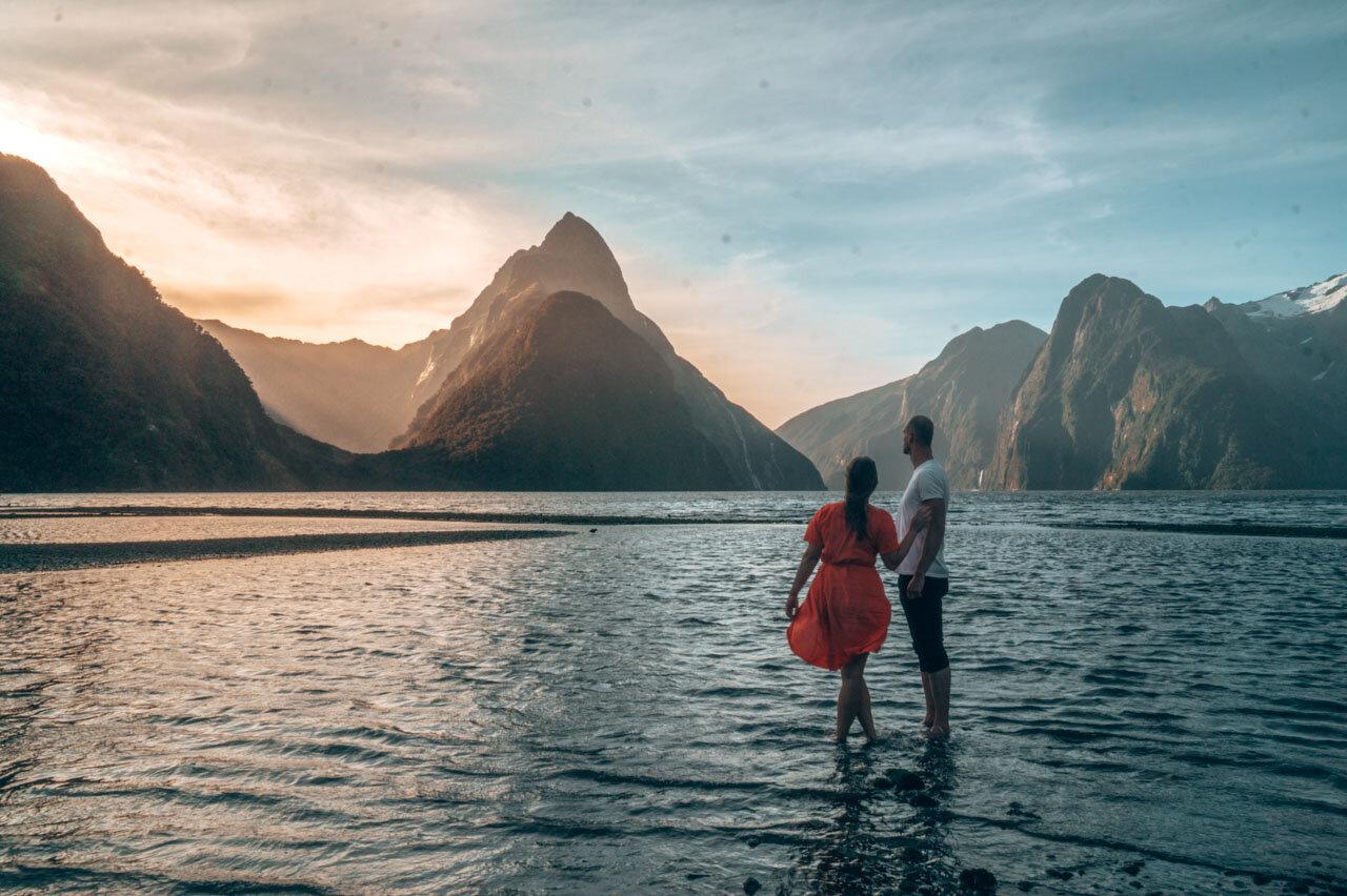 Milford Sound Tourist traps Travel New Zealand