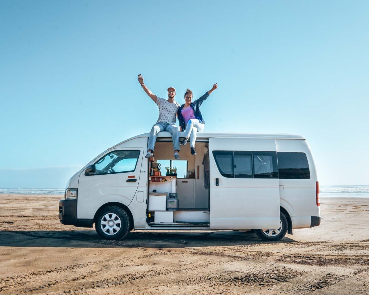 Everything you need to know about van life