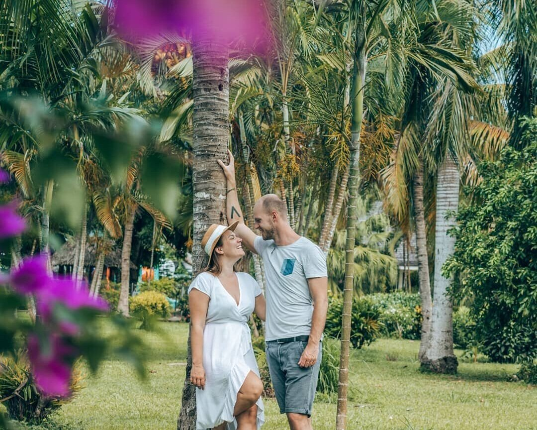 """""""Tom & Zi were super easy to work with. We were beyond amazed with the travel images they provided us during their stay at our resort. We highly recommend them to other hotels if you are looking for great quality images of real guest experiences."""" - — Crystal Palmer, Sheraton Beach Resort"""