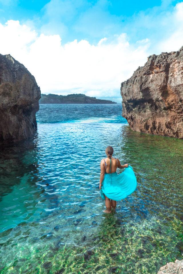 Angel's Billabong Nusa Penida Best Instagram Spots Bali Travel