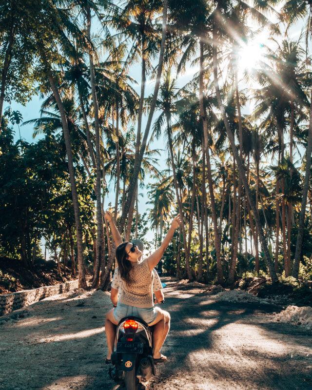 Crystal Bay Nusa Penida Best Instagram Spots Bali Travel