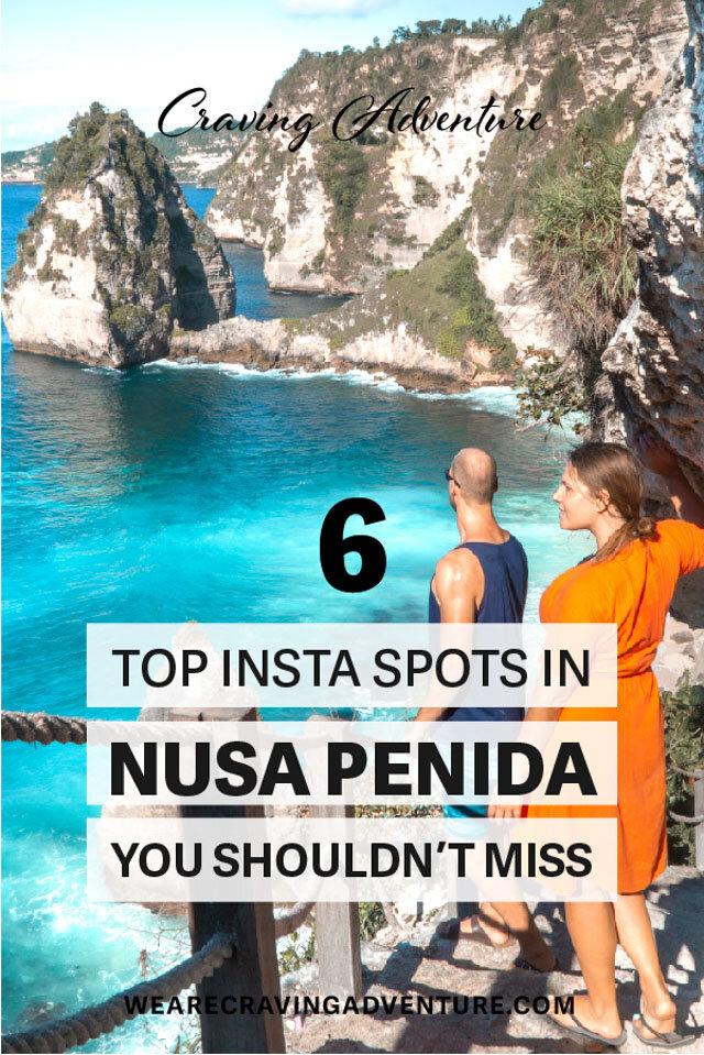 6 Top Insta Spots Nusa Penida Bali Travel