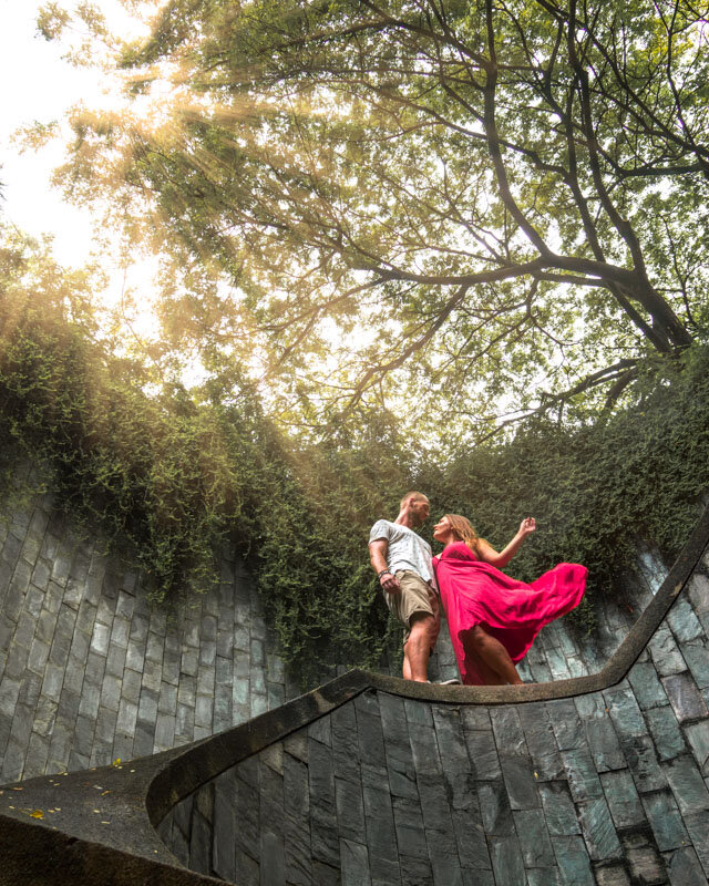 Fort canning Park Singapore 3 day itinerary travel guide