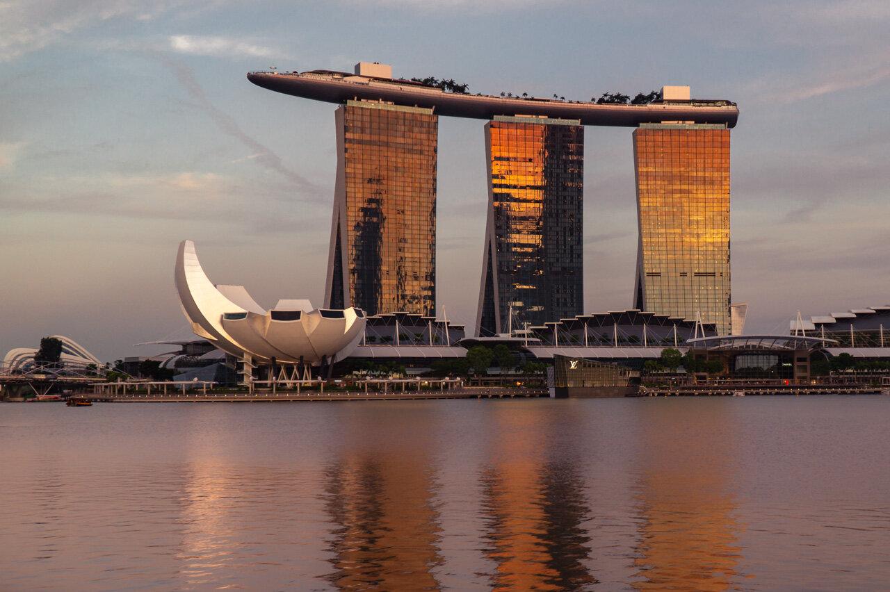 Marina Bay Sands Resort Singapore 3 day itinerary travel guide