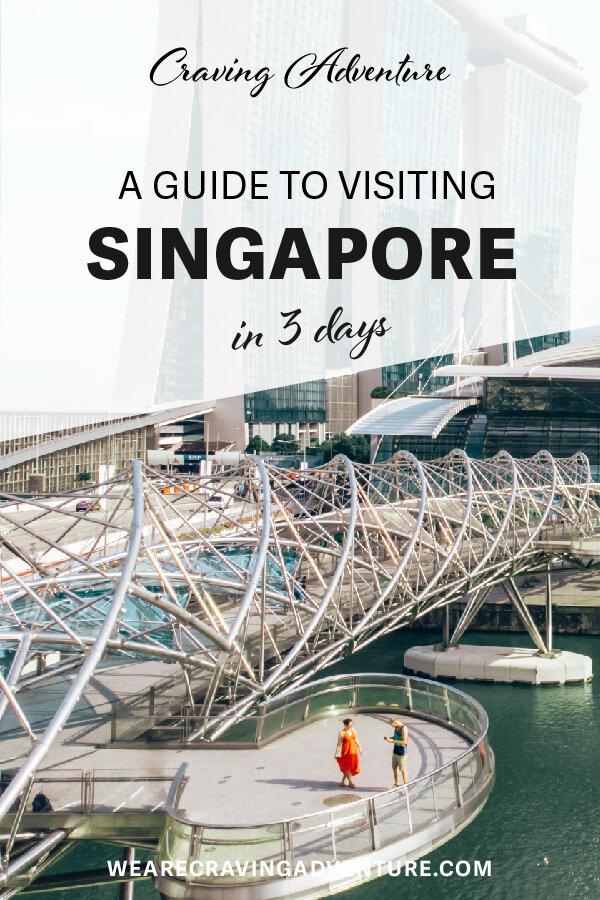 Marina Bay Singapore 3 day itinerary Guide Travel