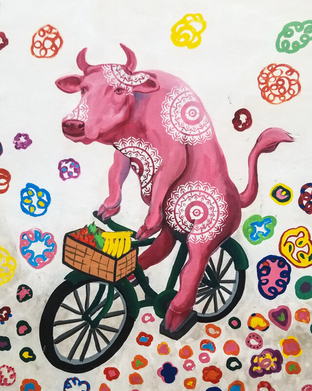 Little India Cow Mural Singapore 3 day itinerary travel guide