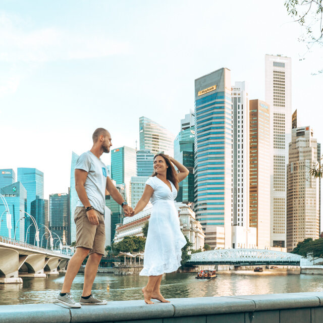 Esplanade waterfront Singapore 3 day itinerary travel guide