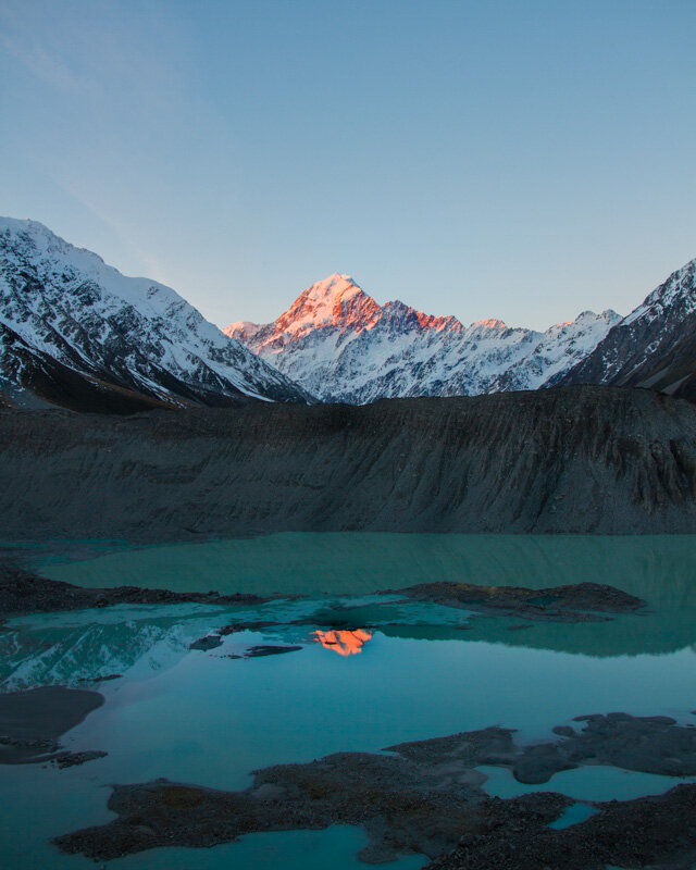 Best Mount Cook Hikes Kea Point New Zealand Must Do