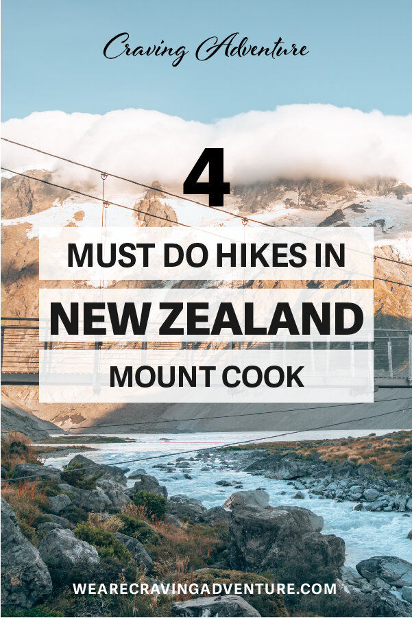 Best Mount Cook Hikes New Zealand Travel Must Do