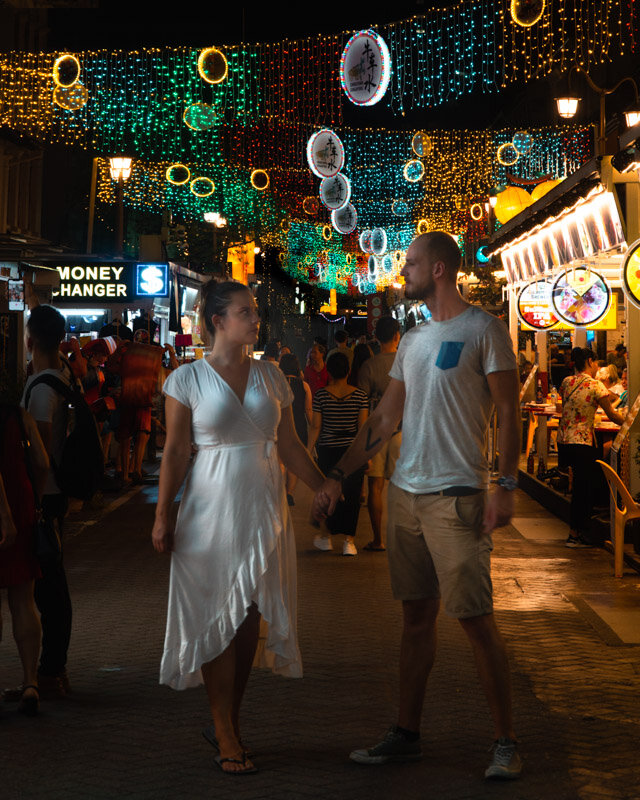 Chinatown Singapore 3 day itinerary travel guide