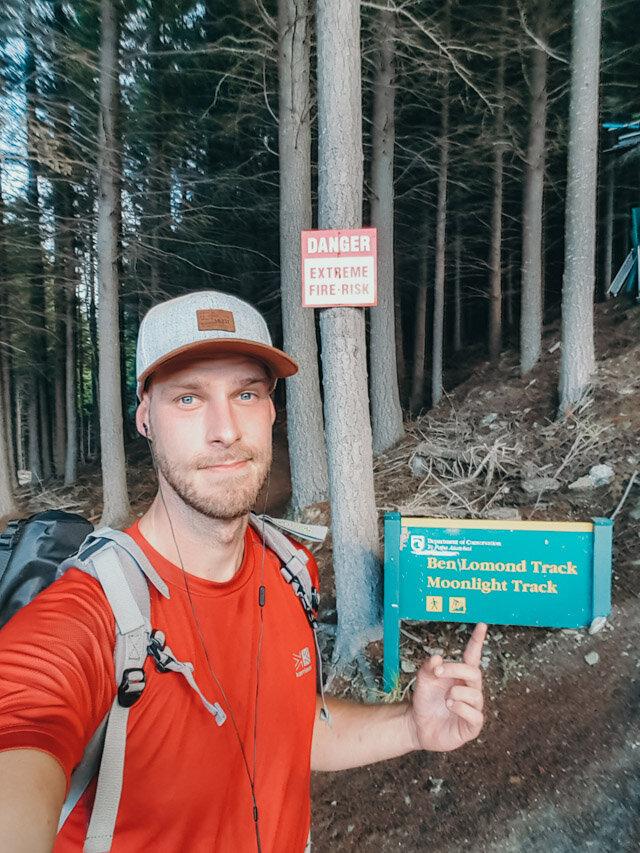 Hiking Ben Lomond Track Queenstown New Zealand Must Do