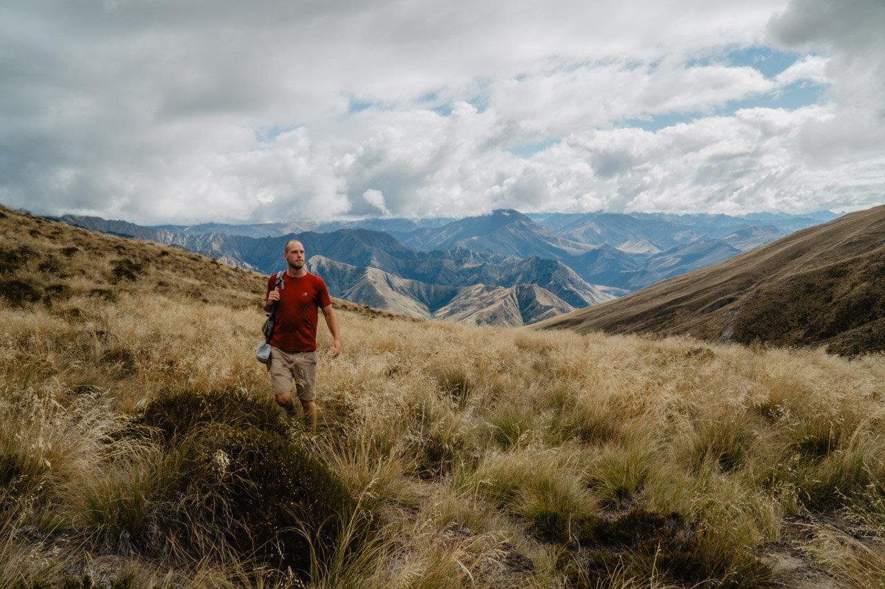 Ben Lomond Saddle Queenstown New Zealand Must Do Travel (Copy)