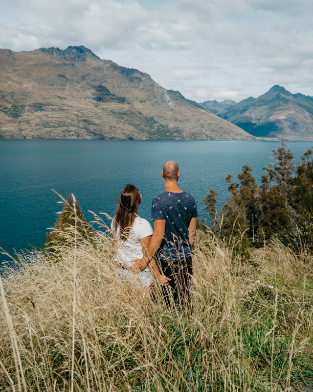 Little Thailand Viewpoint Queenstown to Glenorchy Scenic drive