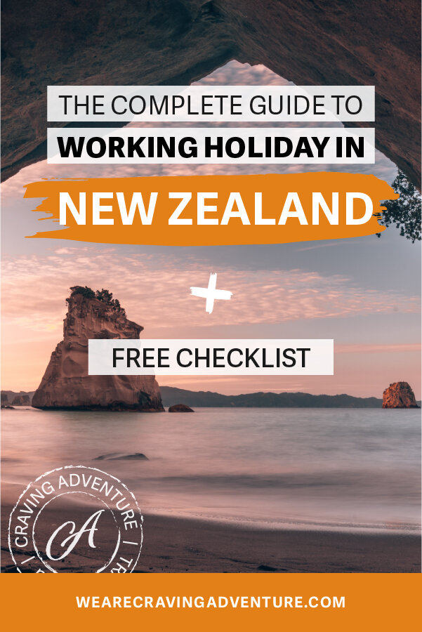 Cathedral Cove Everything To Know About Working Holiday New Zealand