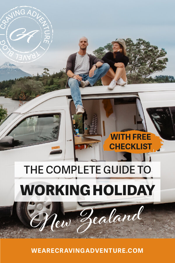 Campervan Everything To Know About Working Holiday In New Zealand