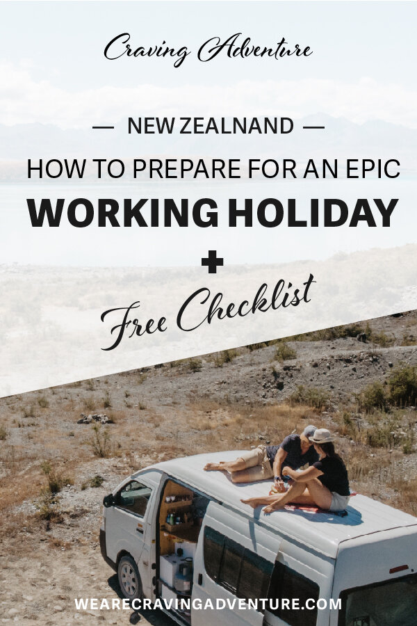 Camper Everything To Know About Working Holiday New Zealand