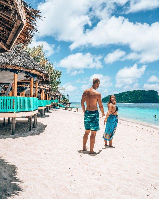 Lalomanu Beach Samoa 10 day itinerary travel guide