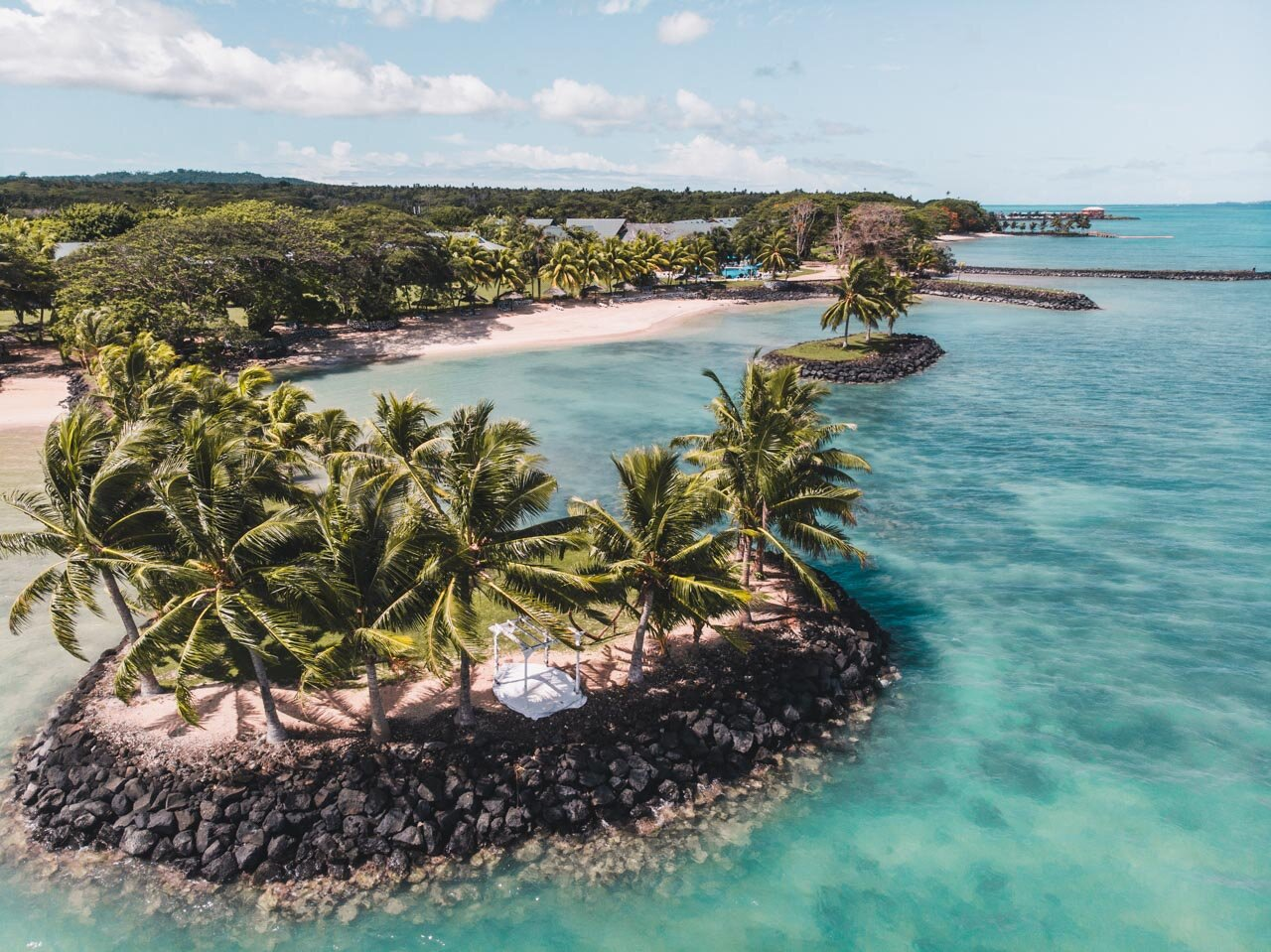 Sheraton Resort Samoa 10 day itinerary travel guide