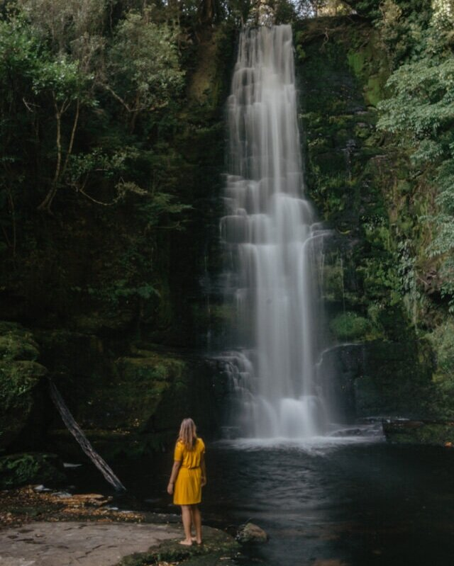 McLean Falls Best of the Catlins New Zealand