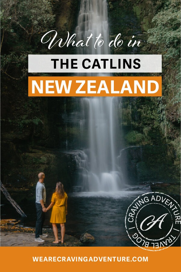 What to do in the Catlins New Zealand