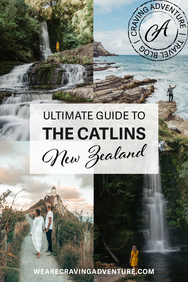 Best of the Catlins New Zealand