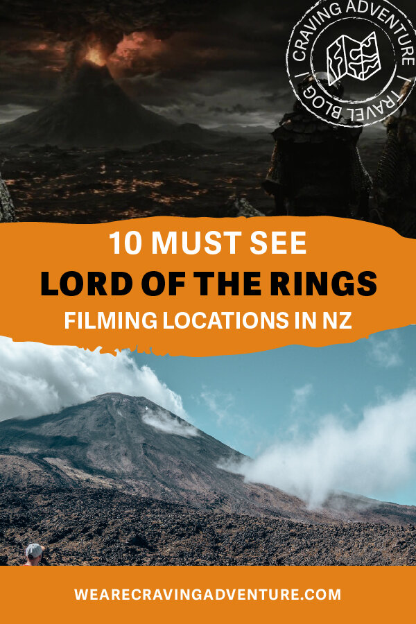 10 Must see Lord of the Rings filming locations