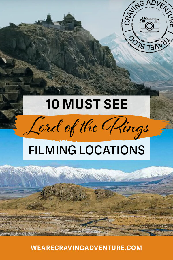 10 Lord of the Rings filming locations New Zealand