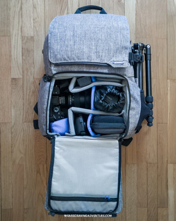 Camere Bag Benro Traveler 300
