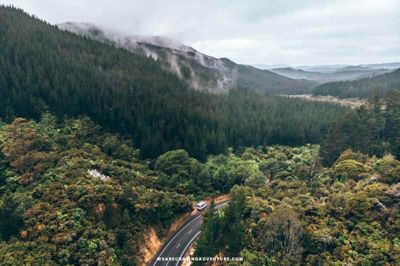 Remoteness New Zealand Good Bad Ugly