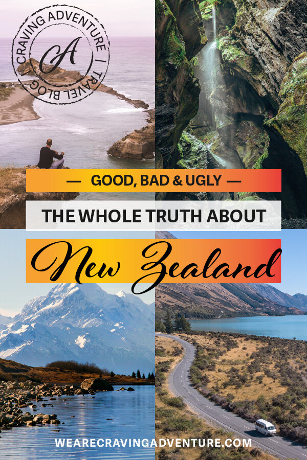 New Zealand Good Bad and Ugly